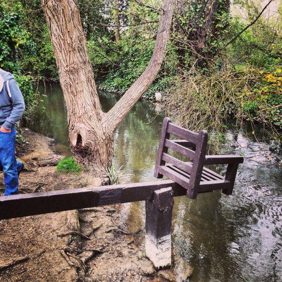 Ducking stool, Christchurch