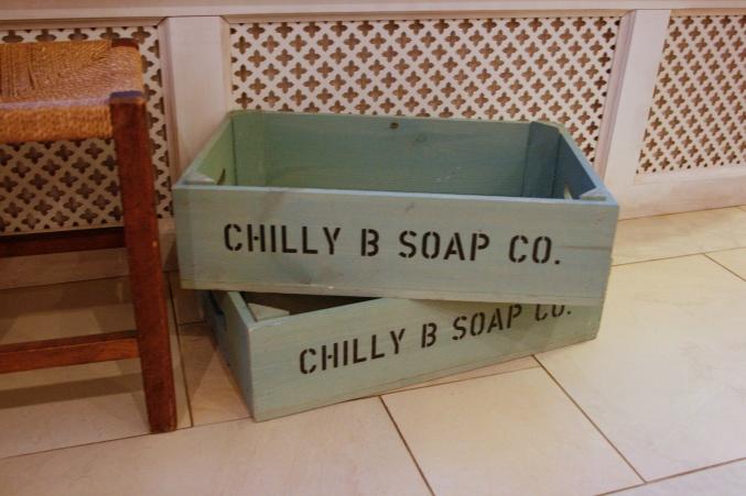 Chilly B Soap Company