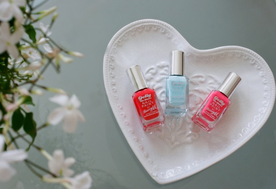 Barry M Gelly Nails