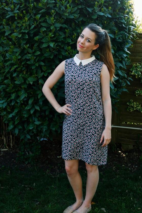 Primark Collar Shift Dress