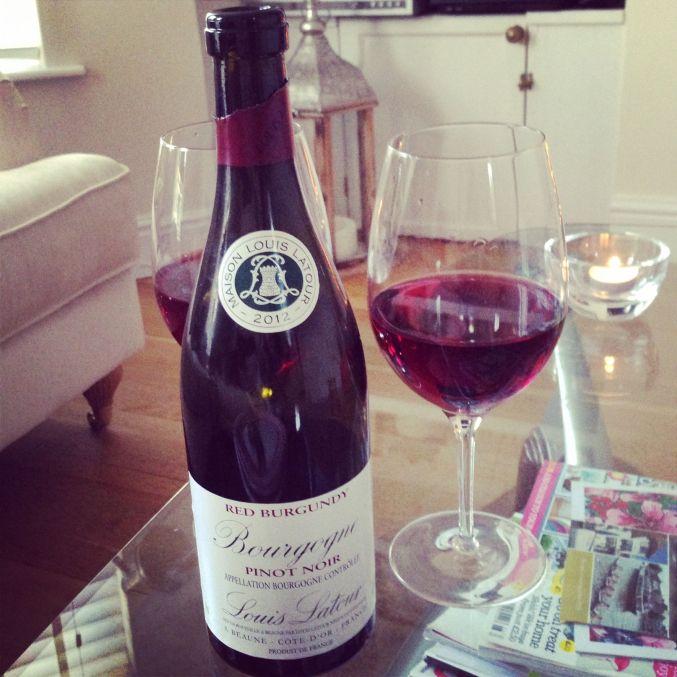 Red Burgundy
