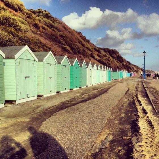 Bournemouth Beach Huts