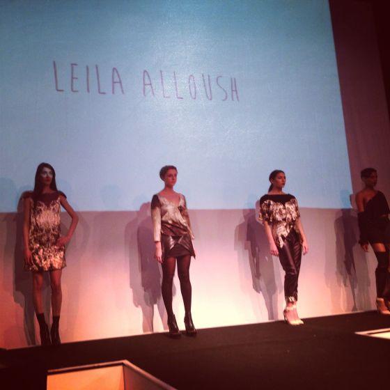 Enliven fashion show