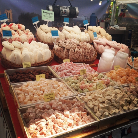 Bournemouth food fair