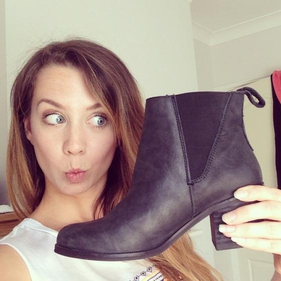 Topshop Chelsea Boots