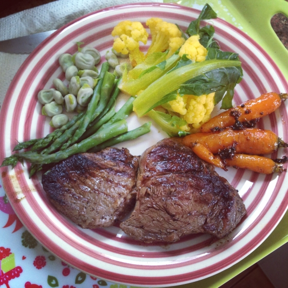 Fresh food cooking