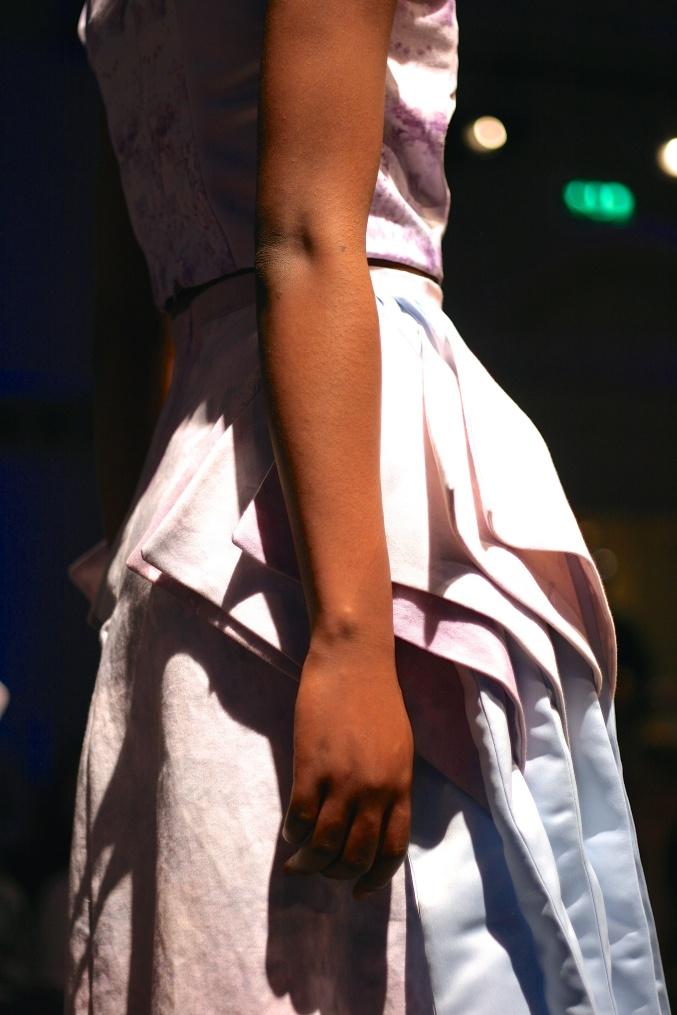Southampton Solent Graduate Fashion Show