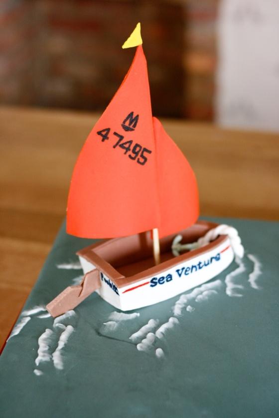 modelling paste boat