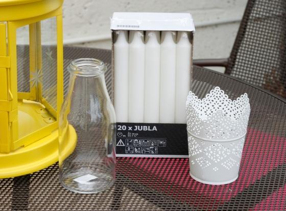 Ikea makeup brush holder