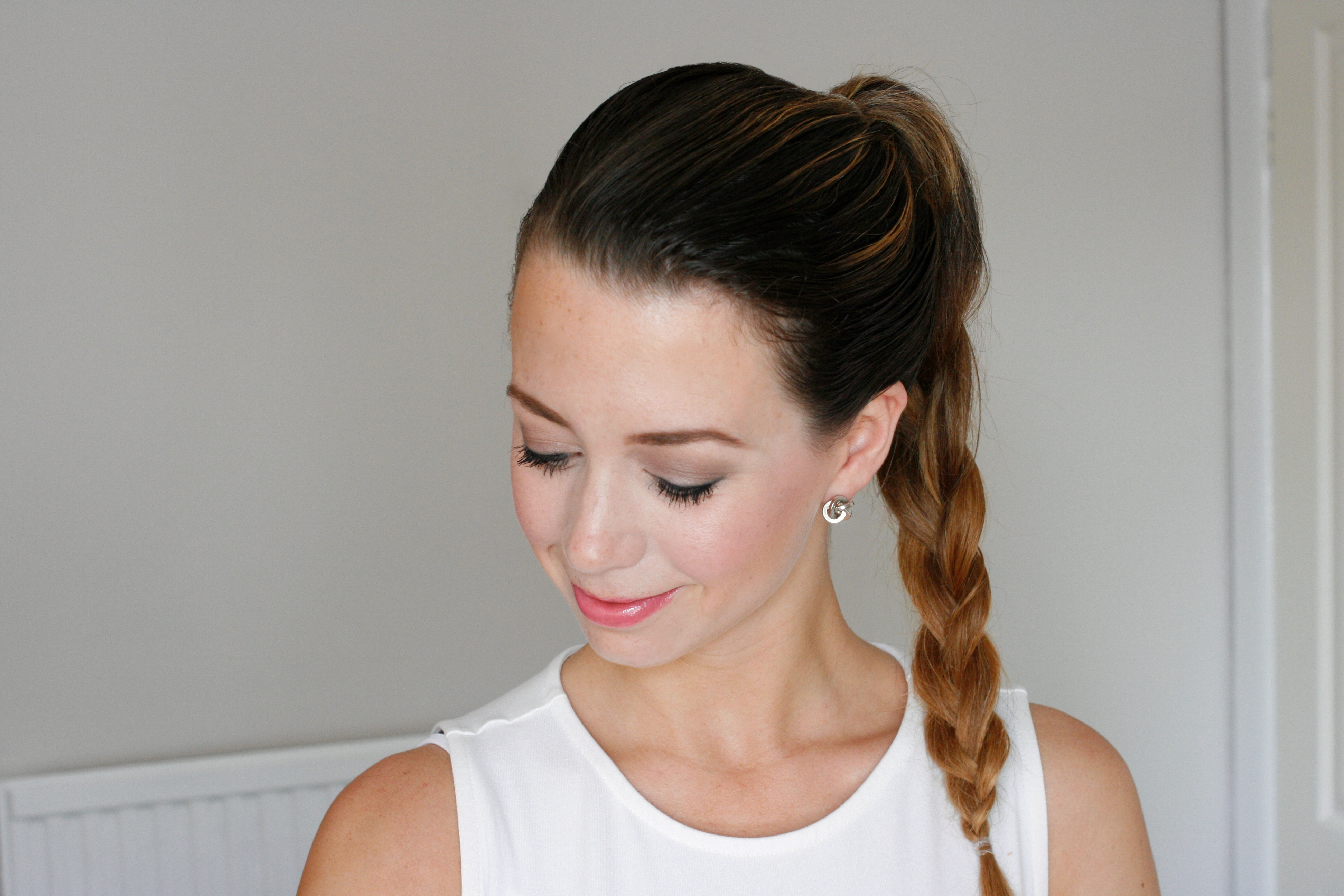 Stupendous How To Do A French Braid Zoella Solution For How To For Dummies Hairstyle Inspiration Daily Dogsangcom