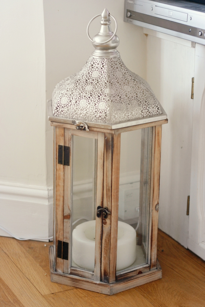 floor lantern moroccan home