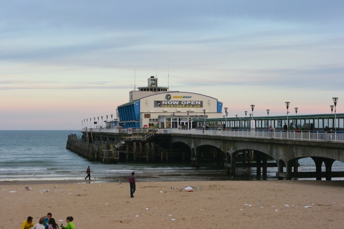 Rock Reef Bournemouth Pier