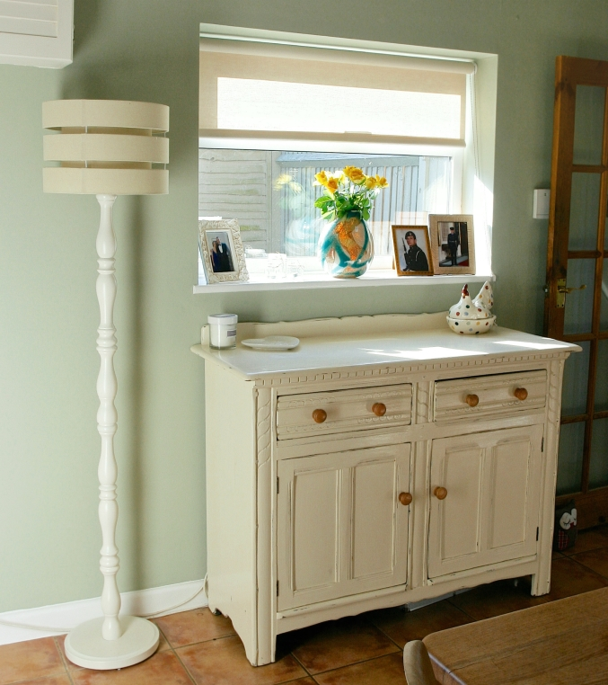 upcycled cabinet shabby chic