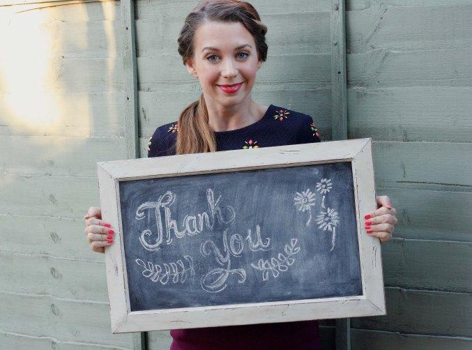 Blogger Sarah Linda