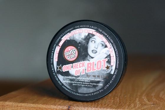 Soap & Glory Face Powder Blot