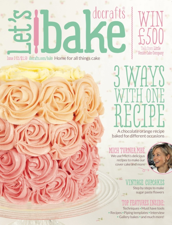 Let's Bake Magazine