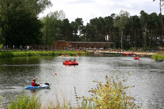Center Parcs Woburn Lake