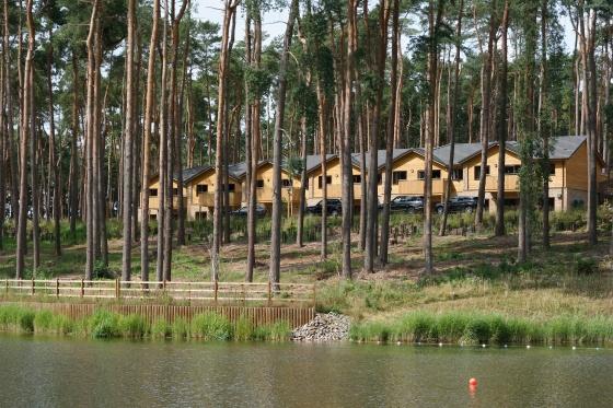 Center Parcs Woburn Lodges