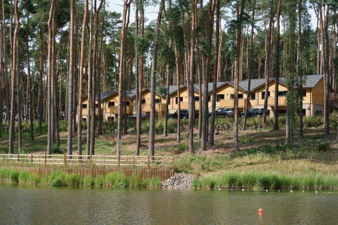 Center Parcs Woburn Lodges