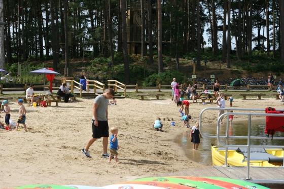 Center Parcs Woburn Beach