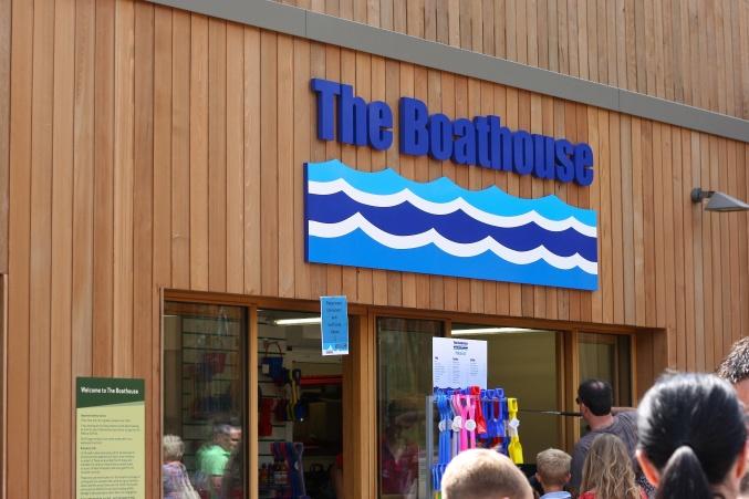 Center Parcs Woburn Boathouse