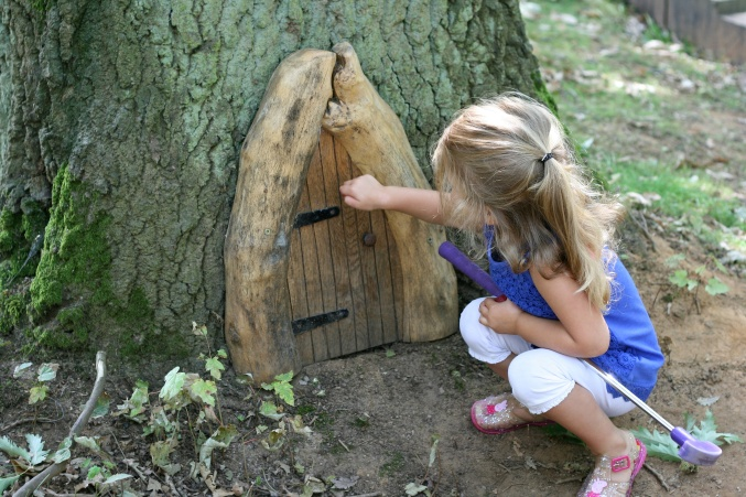 Center Parcs Woburn Fairy Door