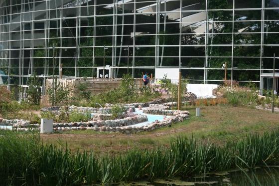 Center Parcs Woburn Rapids