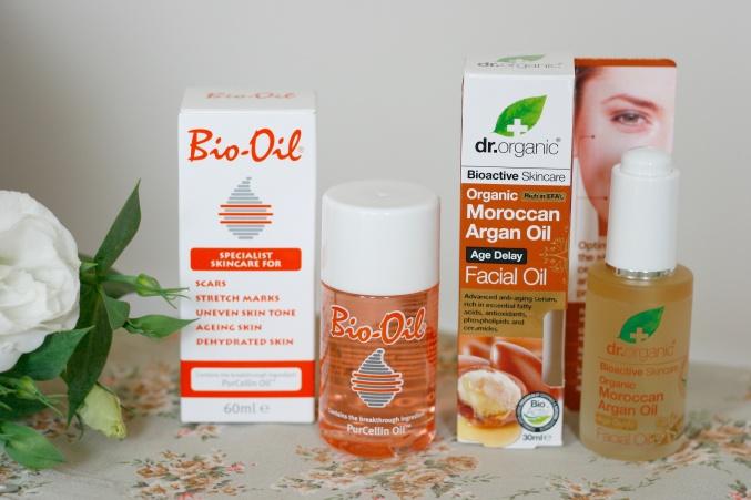 Dr Organics Argan Oil, Bio Oil
