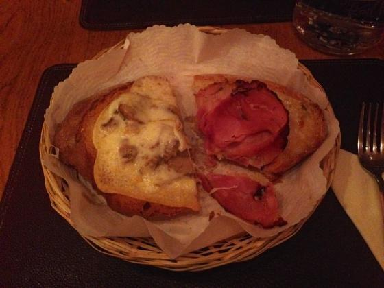 ham cheese Tuscan