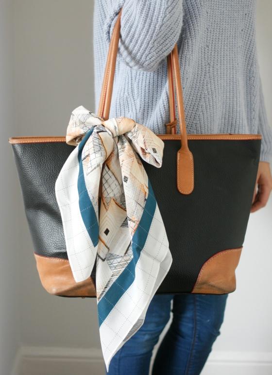 style scarf silk