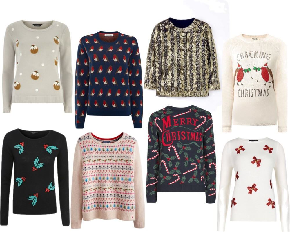 Have you got your Christmas jumper?