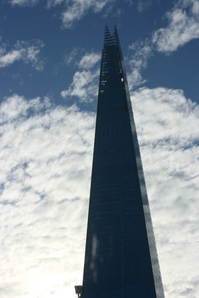 Thames River Lunch Cruise The Shard