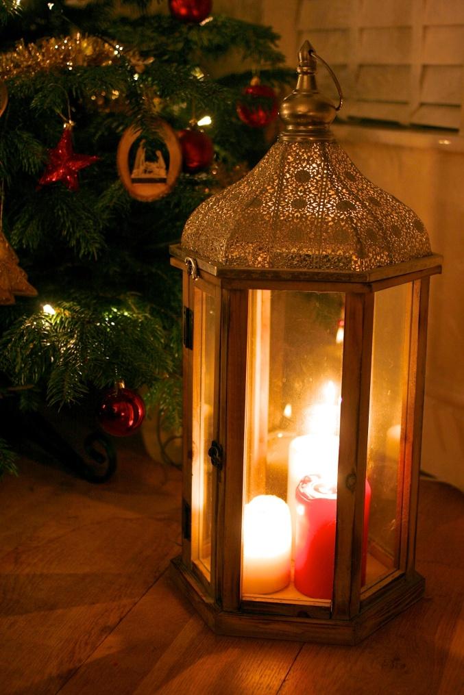 moroccan christmas lantern