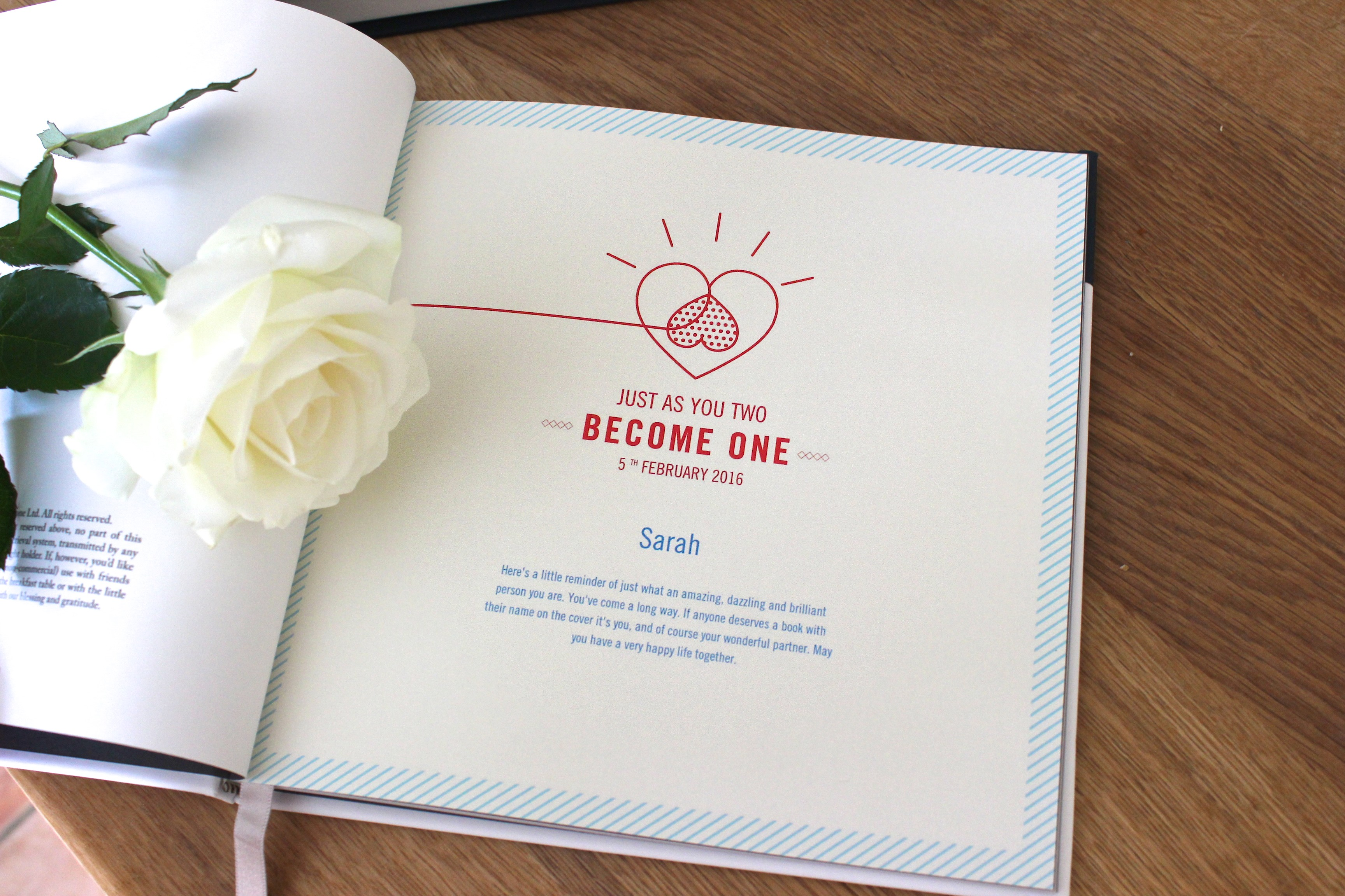 The Book Of Everyone: Wedding Edition | daisychains & dreamers